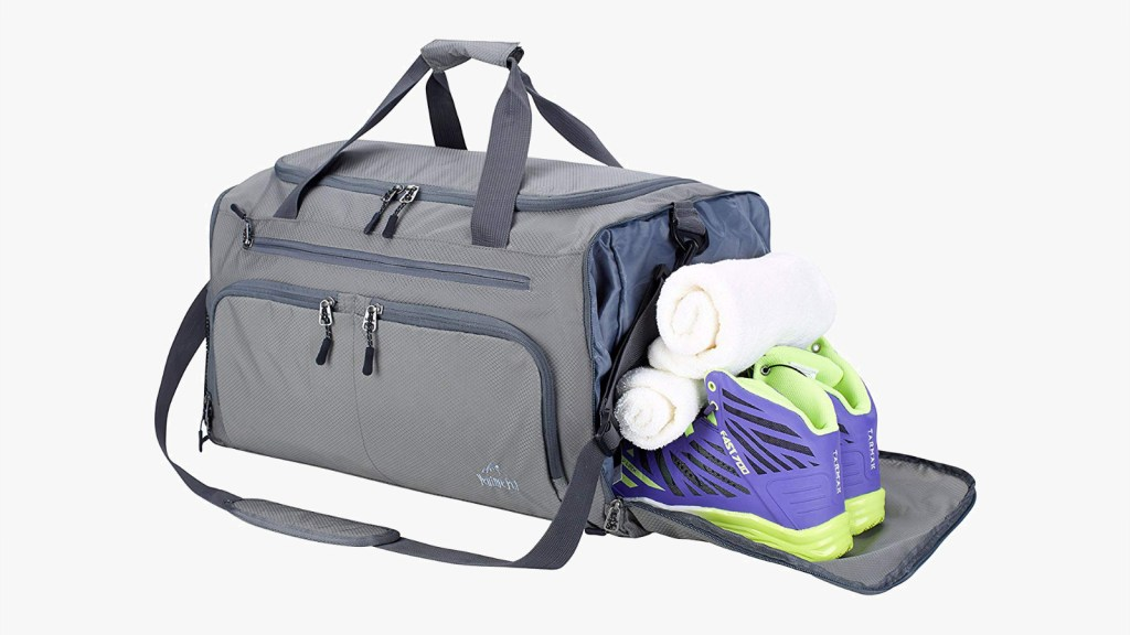 Venture Best Men's Gym Bag