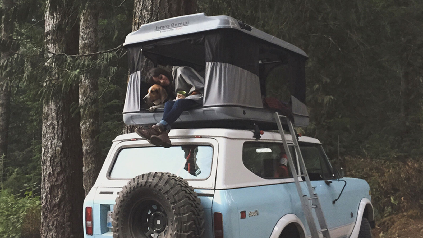 EVASION EVOLUTION ROOFTOP TENT