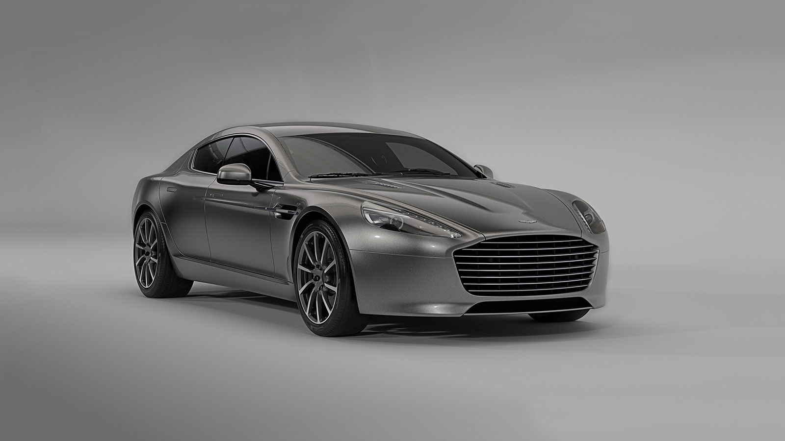 2019 Aston Martin RapidE All-Electric Supercar