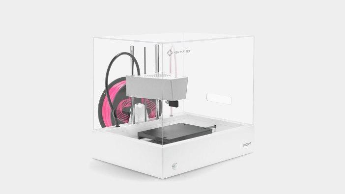 NEW MATTER MOD-T DESKTOP 3D PRINTER