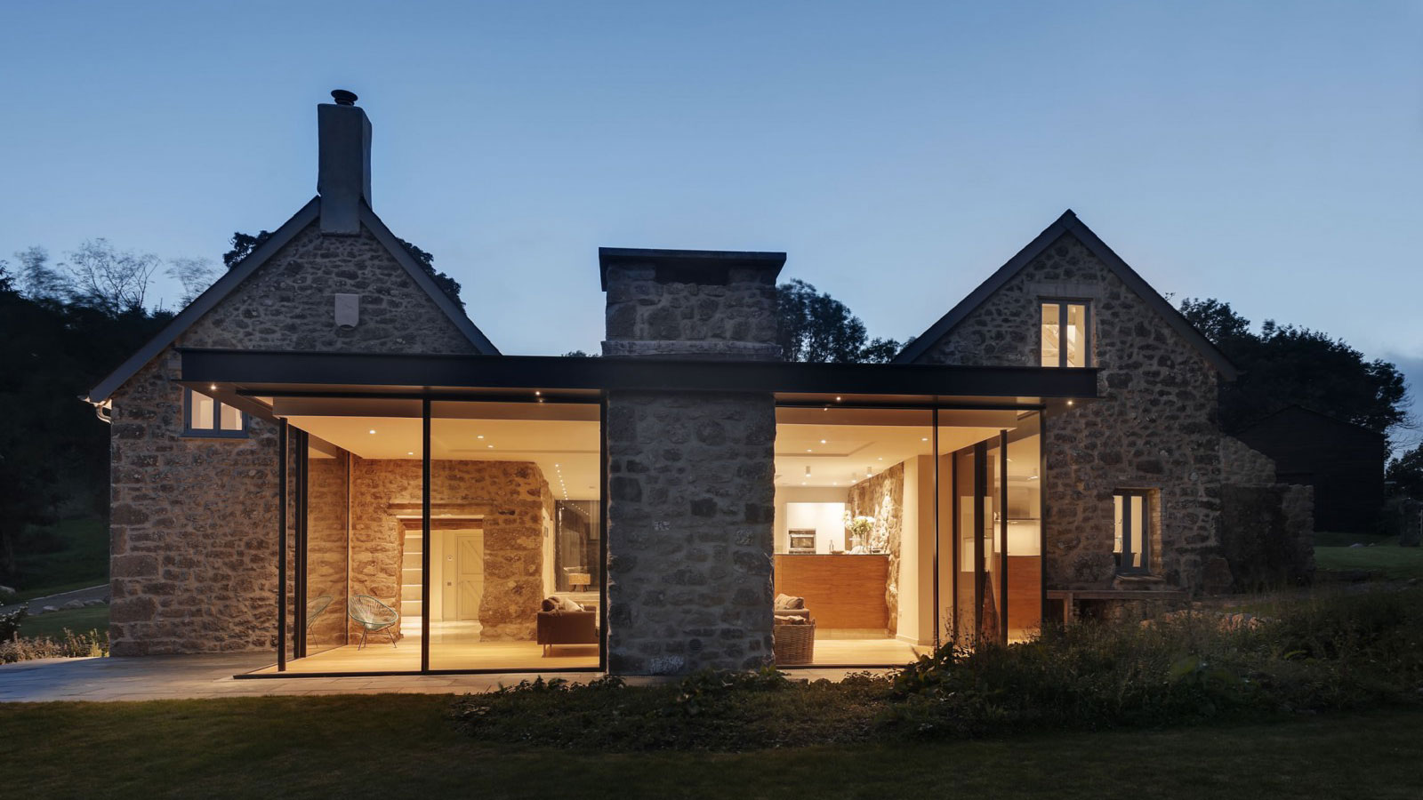 West Yard Farm By Van Ellen Sheryn Architects