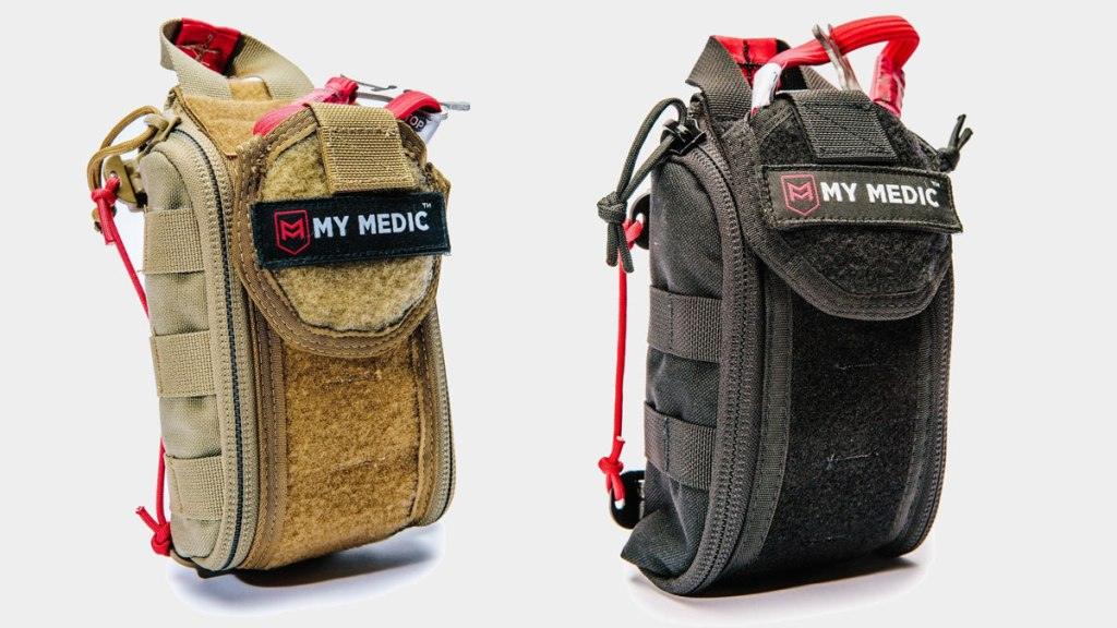 My Medic The Shield First Aid Kit