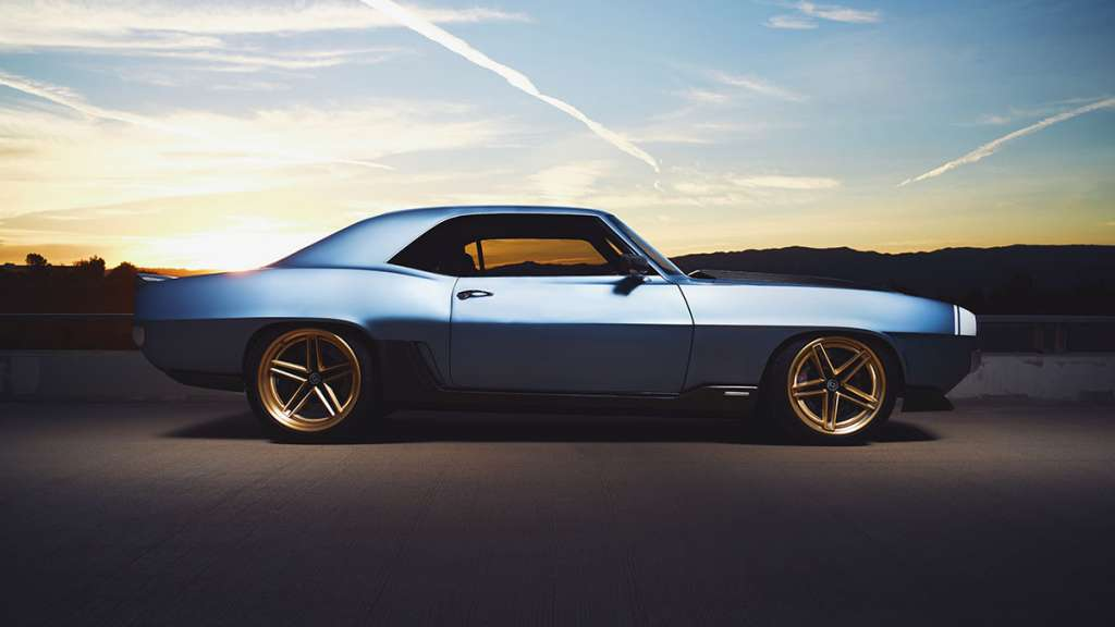1000HP 1969 Chevy Camaro G-Code by RingBrothers