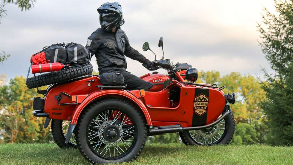 2018 Ural Gear Up Motorcycle