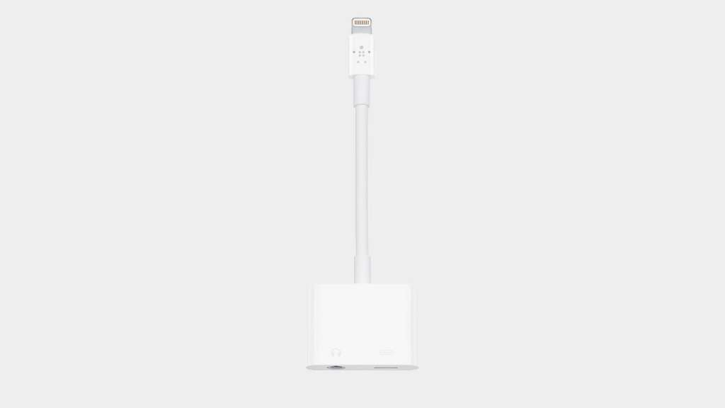 Apple Audio Charger Dongle