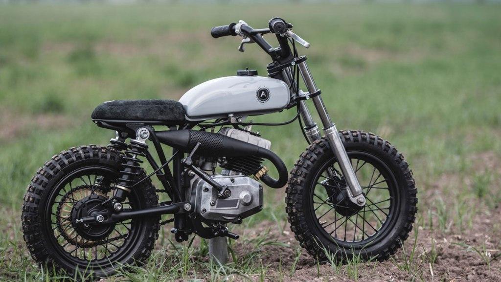 Auto Fabrica Type 0-1 Mini Bike