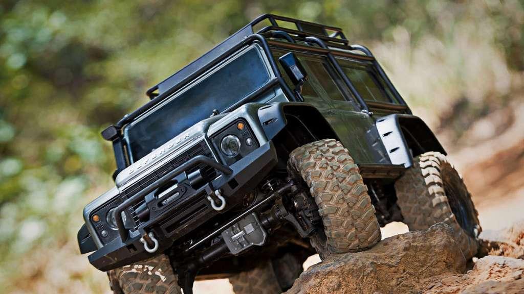 Traxxas RC Land Rover Defender
