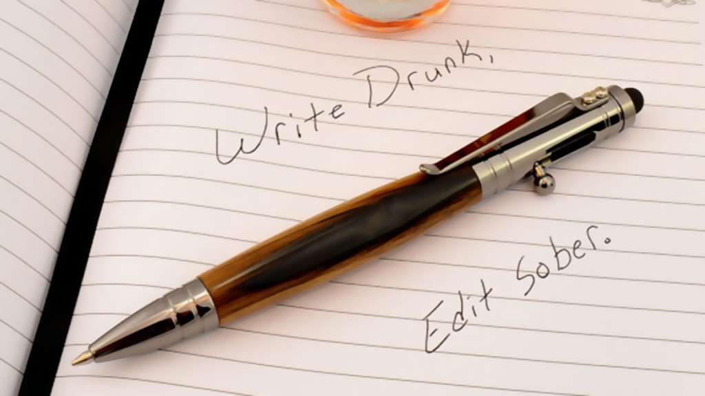 Whiskey Barrel Pens