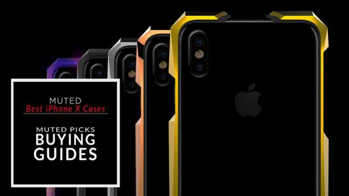 11 of the Best iPhone X Cases