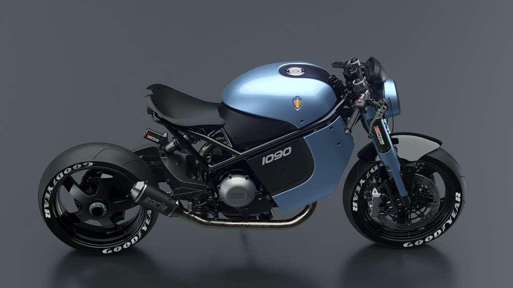koenigsegg 1090 motorcycle concept