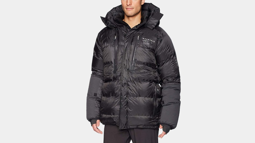 Mountain Hardware Warmest Winter Coats for Men