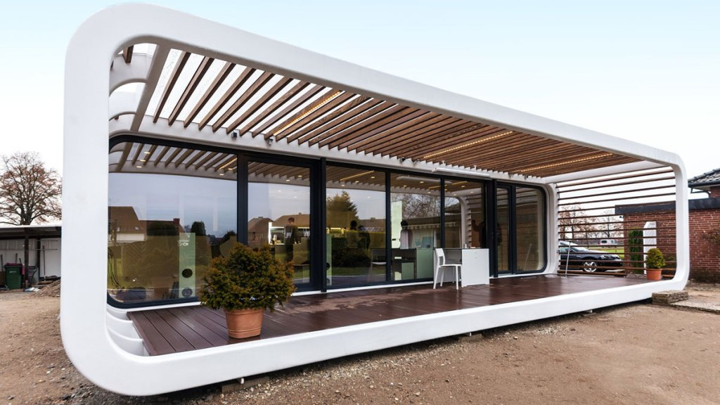 Coodo A Prefabricated Home You Can Take Anywhere