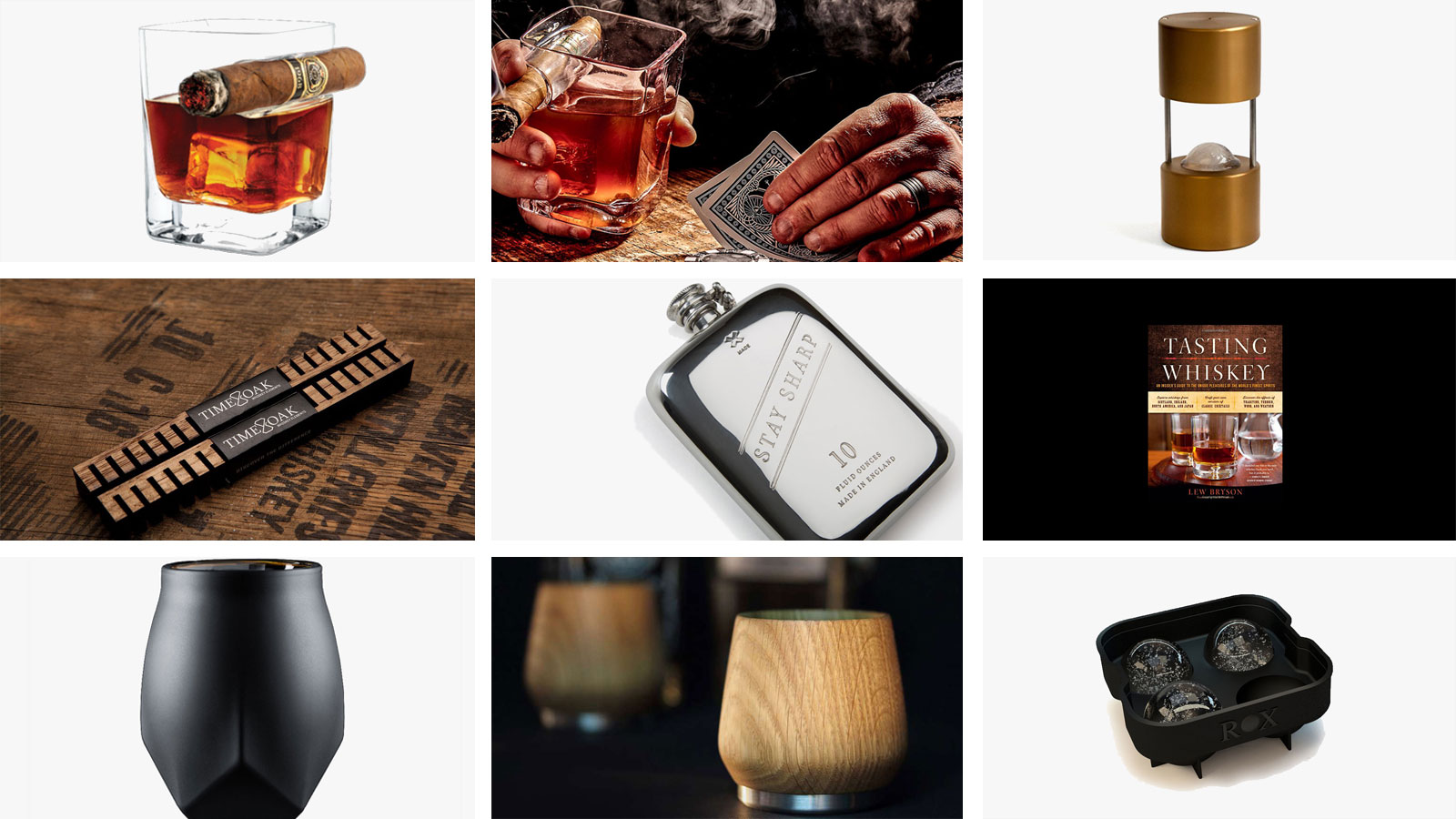 gifts for whiskey lovers 2017