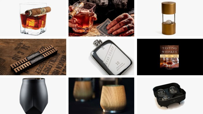 10 GIFTS FOR WHISKEY LOVERS 2017