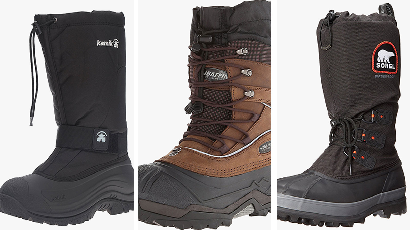 7 Best Extreme Cold Weather Boots for Men