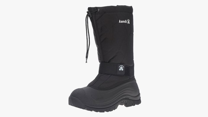 Kamik Best Mens Winter Boots For Extreme Cold Weather