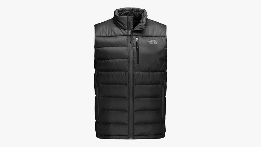best mens winter vests by the north face