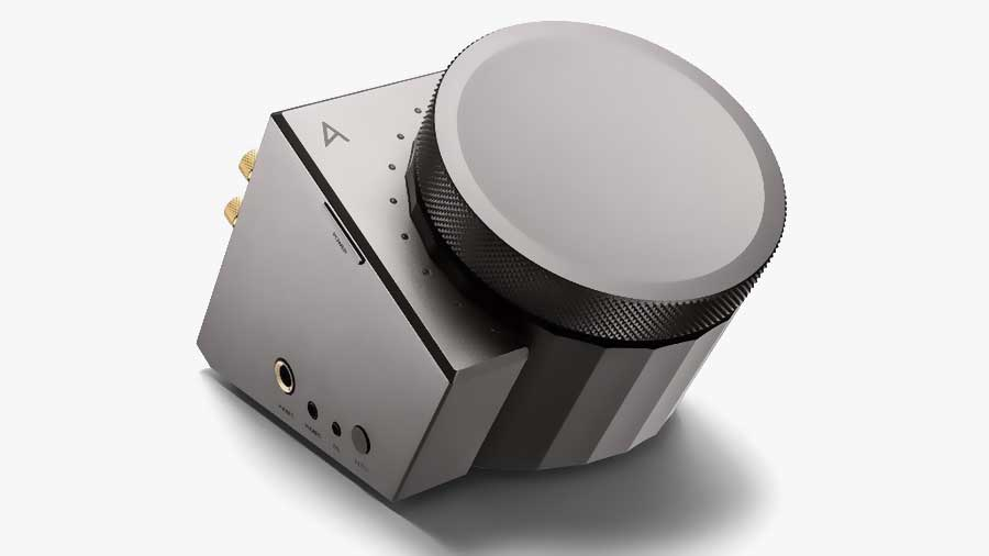 Astell&Kern ACRO L1000 Desktop Headphone Amplifier