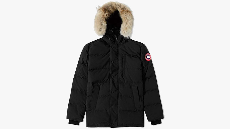 best mens winter parka by canada goose