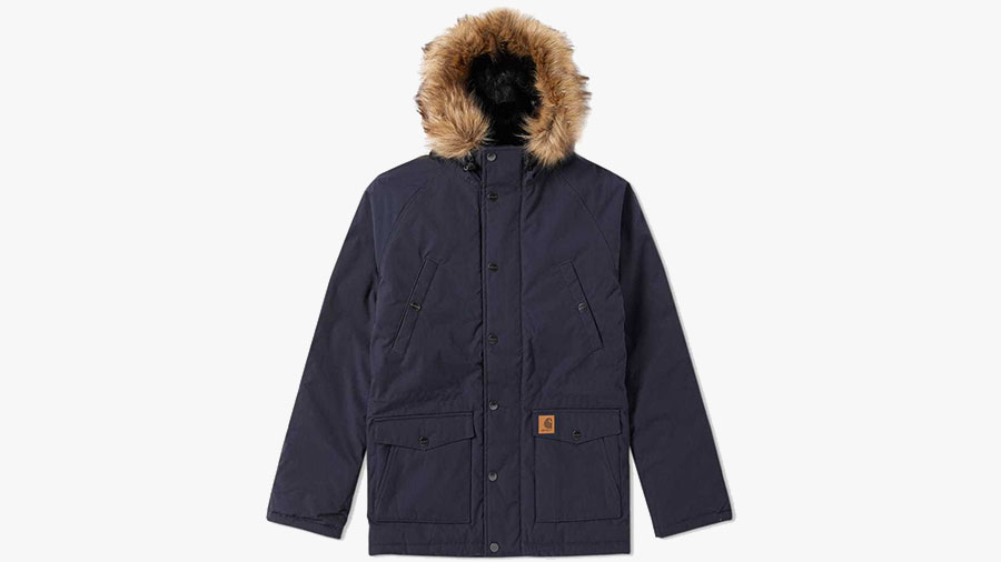best mens winter parka by carhartt