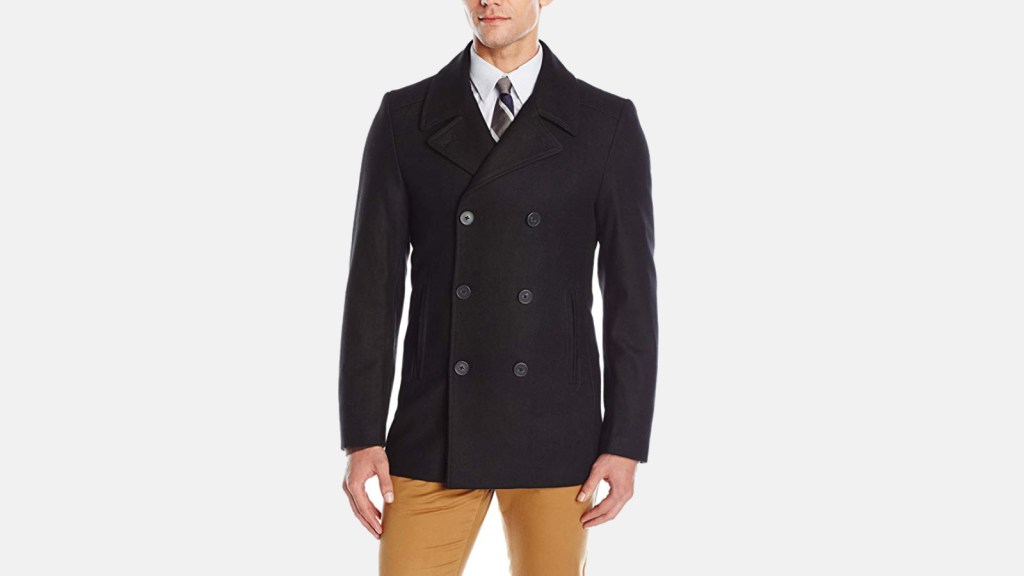 DKNY Best Pea Coats For Men