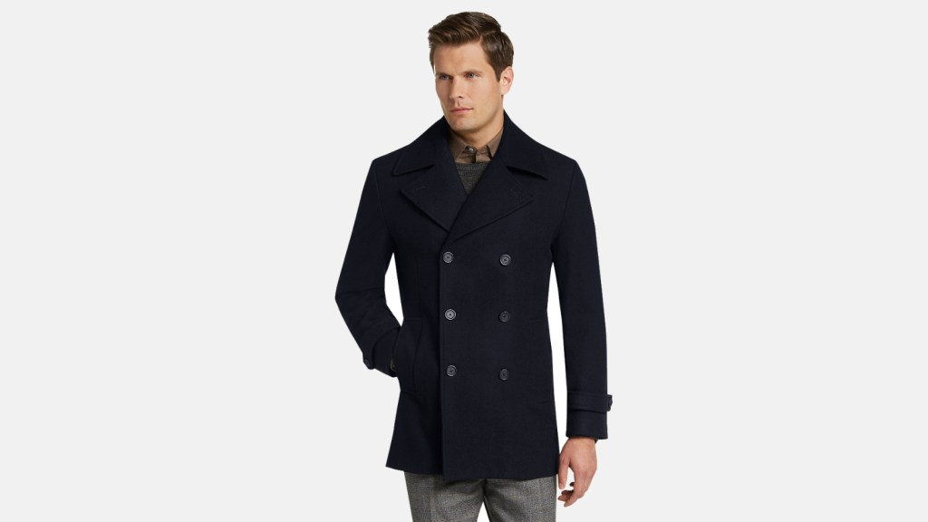 Jos A. Banks Best Pea Coats For Men