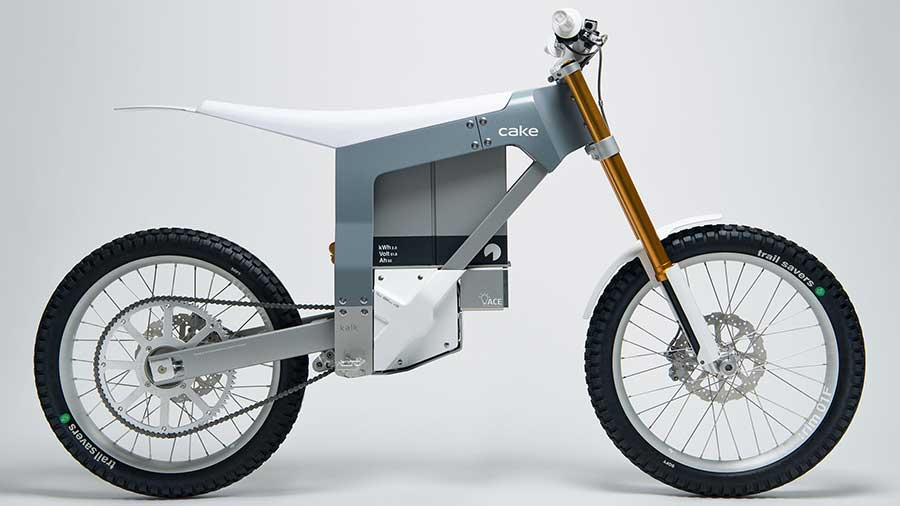 Kalk All-Electric Dirt Bike