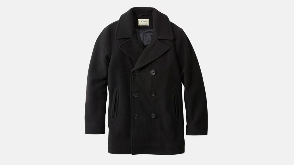 L.L. Men Best Pea Coats For Men