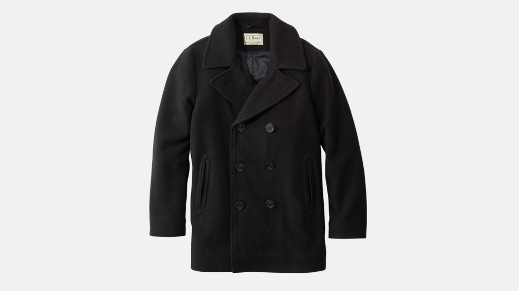 130f97604 15 of the Best Men's Pea Coats To Keep You Warm and Stylish