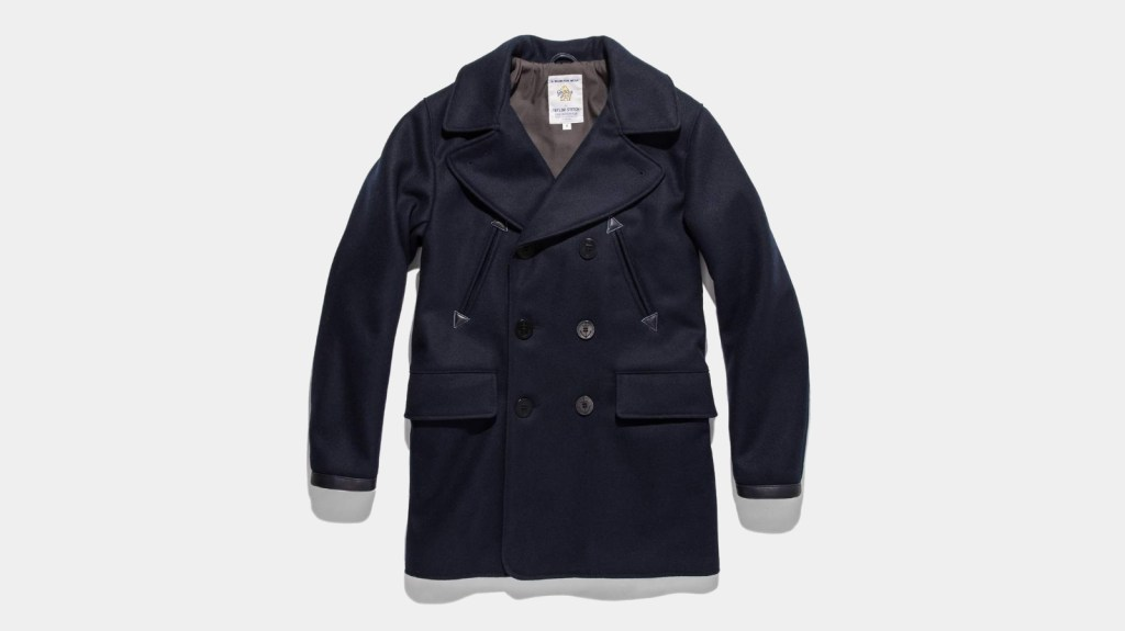 Taylor Stitch Best Men's Pea Coats