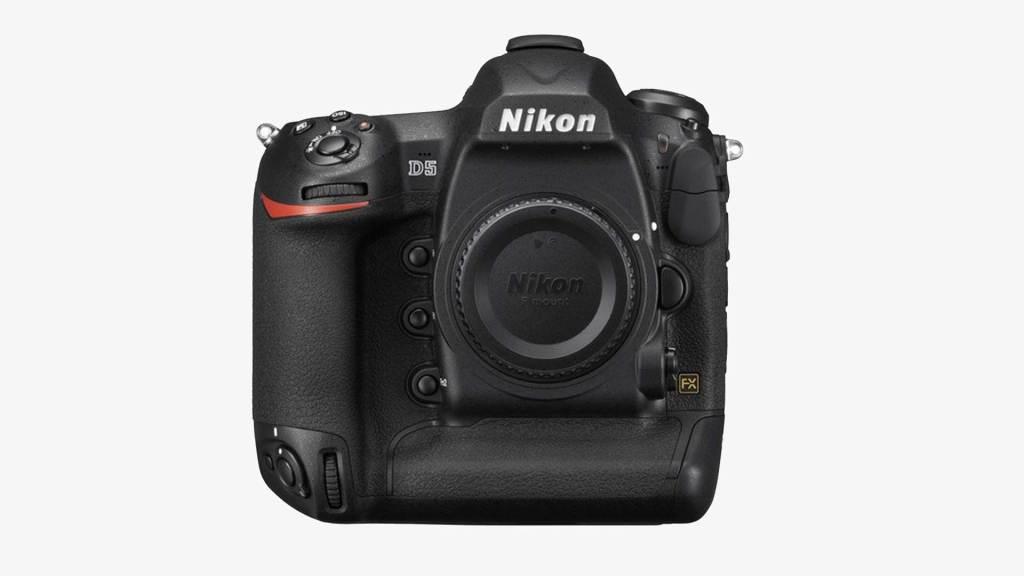 best full frame cameras - Nikon D5 Ful Frame Camera