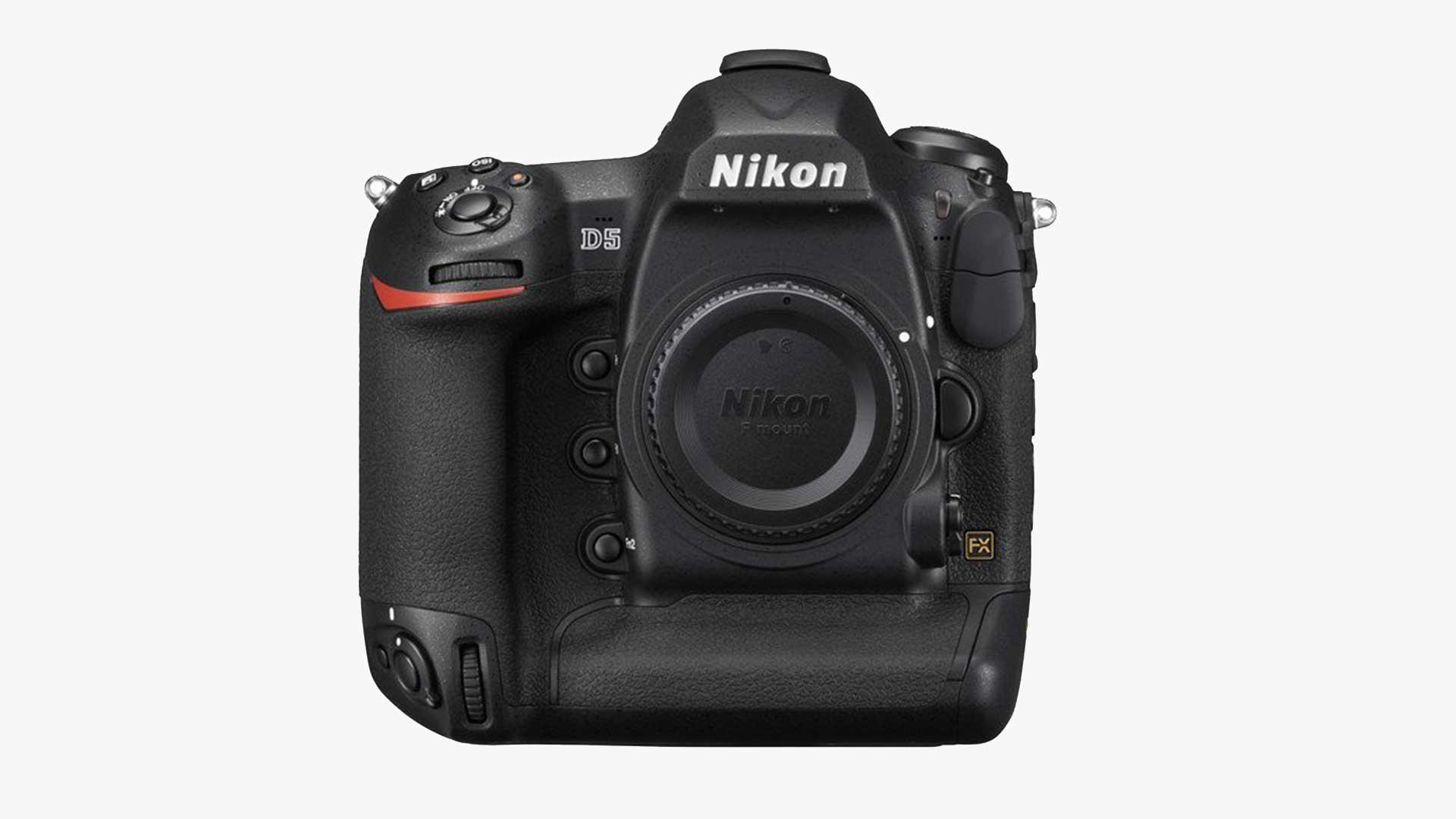 Nikon D5 Ful Frame Camera