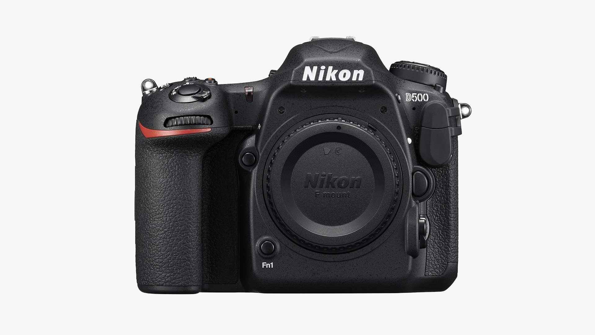 Nikon D500 DX-Format Digital SLR