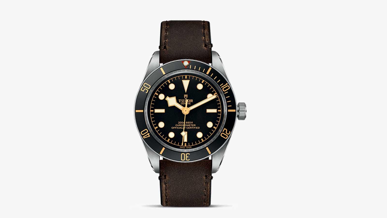 Tudor Black Bay Fifty Eight Dive Watch