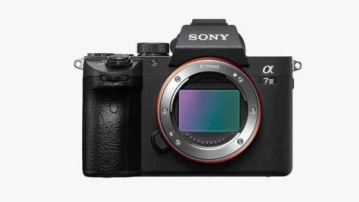 Sony a7 III Mirrorless Camera