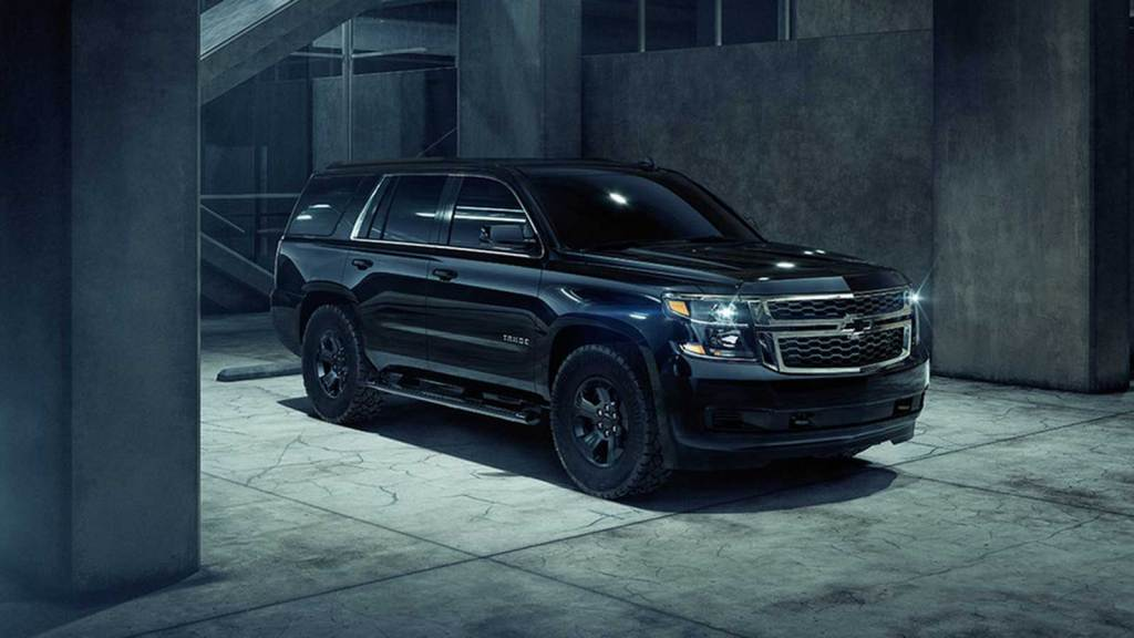2018 Tahoe Midnight Special Editions