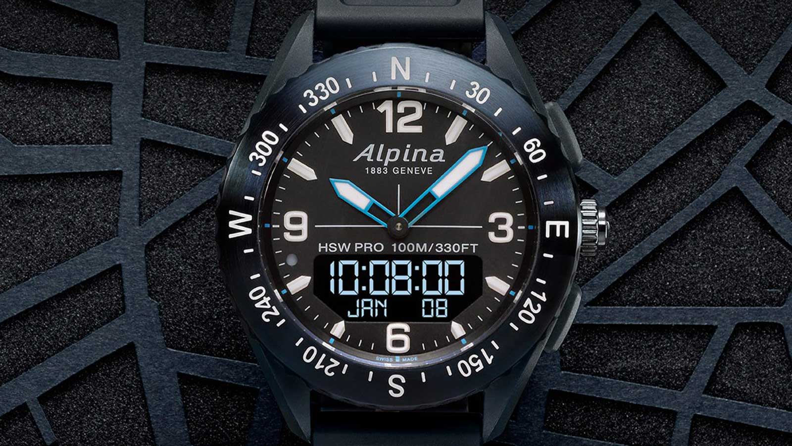 AlpinerX - Is This The Perfect Outdoorsman Watch