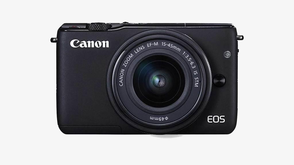 Canon M10 Best Digital Camera Under 500