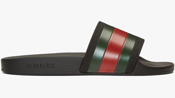Gucci Pursuit Men's Slides