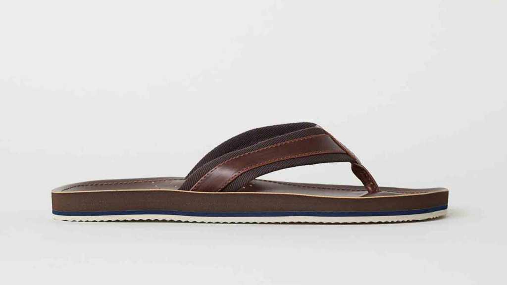 H&M Best Men's Flip Flops