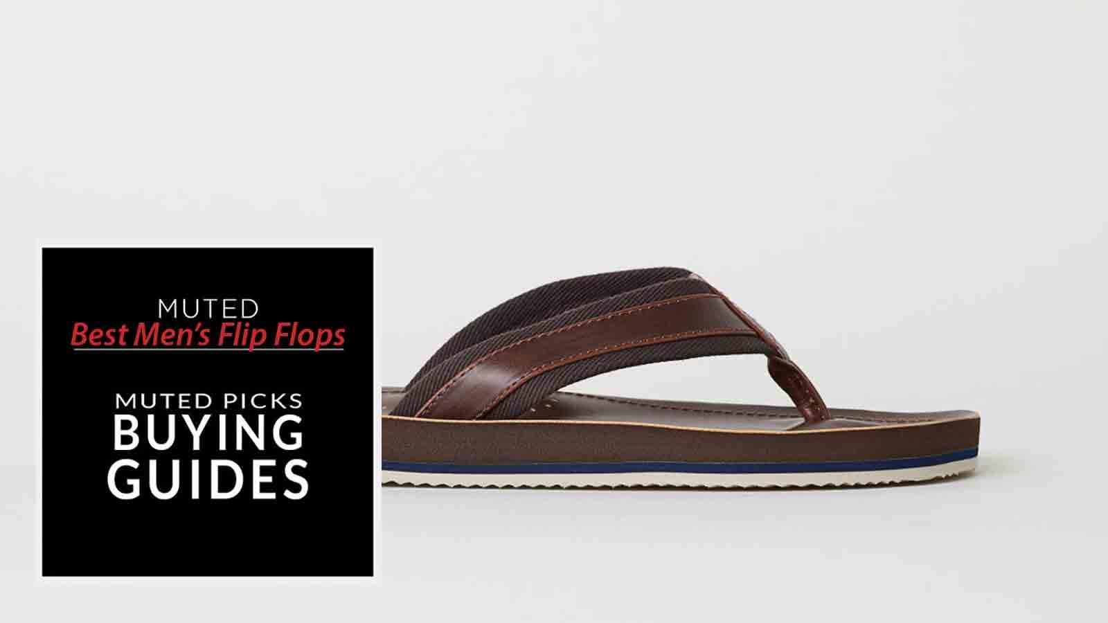 best mens flip flops