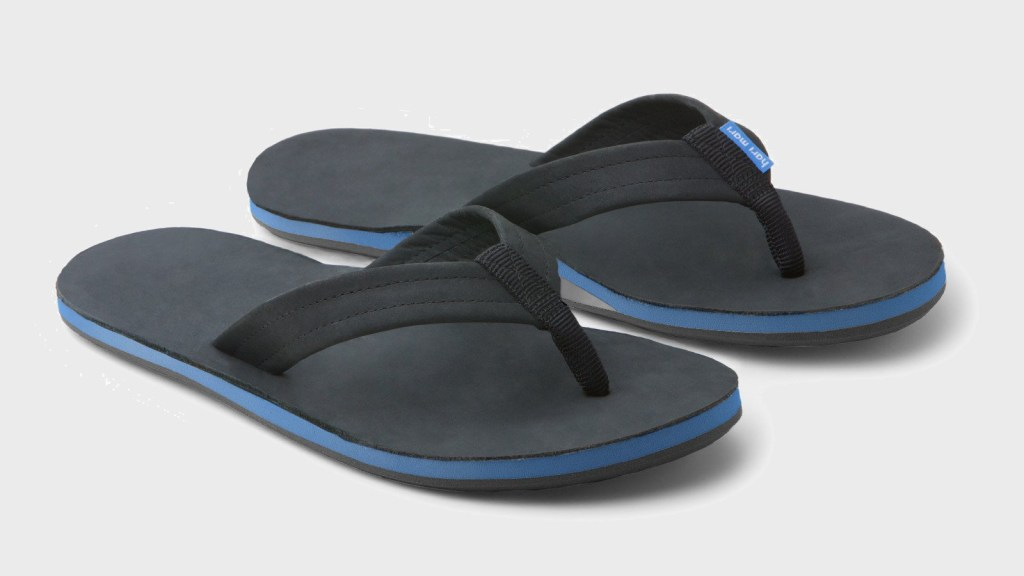 Hari Mari Men's Fields Sandals Blue & Black