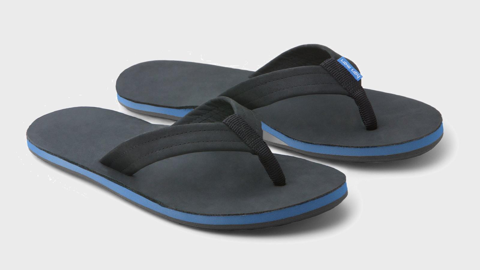 Hari Mari Men's Fields Sandals Blue & Black best sandals for men