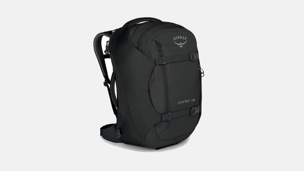Osprey Best Travel Backpack for Men