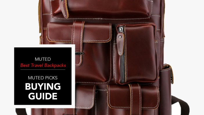 5 of The Best Travel Backpacks for Men