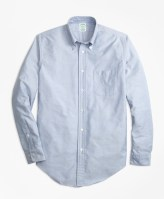 Brooks Brothers Milano Fit Oxford Shirt