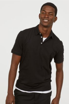 Polo Shirt Men's Wardrobe Essentials
