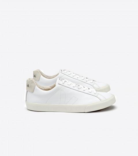 Veja Esplar Low Leather White Sneakers