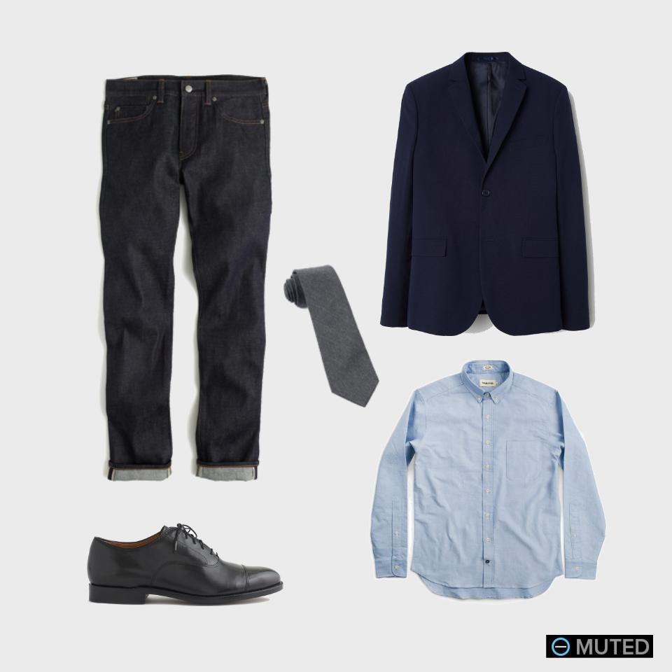 best mens blazers - best mens outfits #1