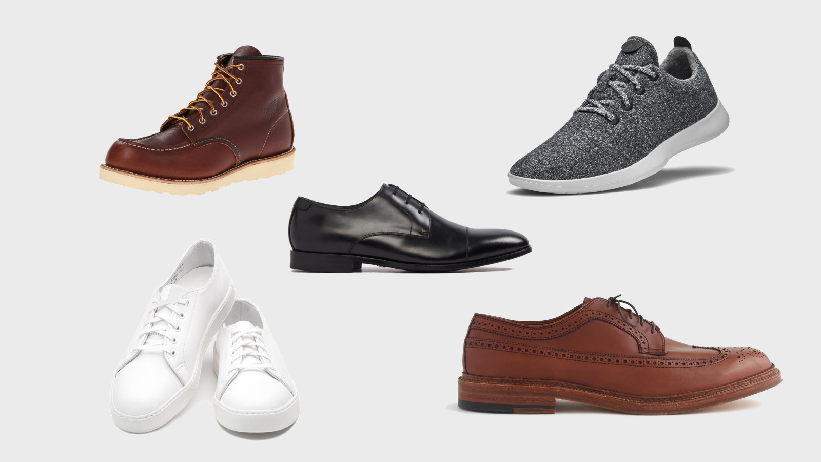 5 Essential Shoes Every Man Should Own
